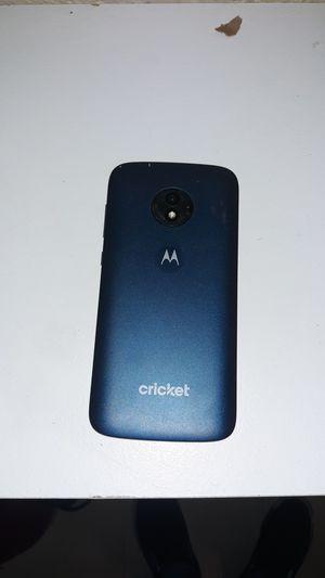 Motorola phone cricket wireless no data for Sale in Phoenix, AZ