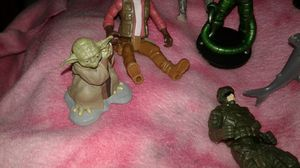 Action figures lot9 great condition for collectables or play for kids either for Sale in Miami Gardens, FL