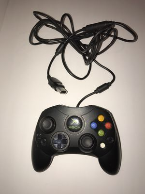 Original Xbox Controller Type S for Sale in West Chicago, IL