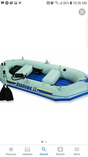 Seahawk 2 inflatable boat for Sale in McClellan Park, CA