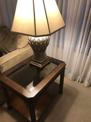 End tables and coffee table for Sale in Carnegie, PA