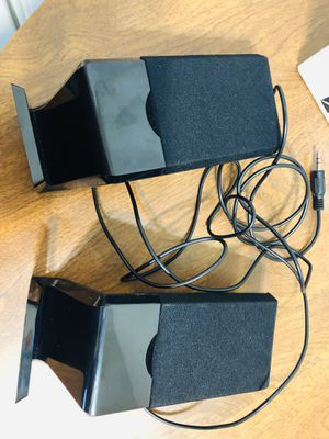 Amplified stereo speakers for Sale in Peoria, IL