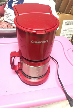 Cuisinart Coffee Maker for Sale in Germantown, MD