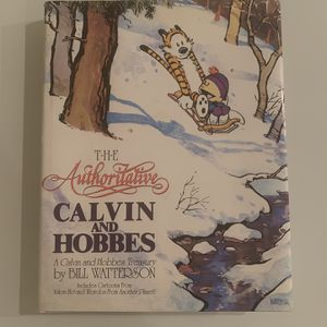 Collectible Calvin And Hobbes The Authoritative for Sale in Fresno, CA