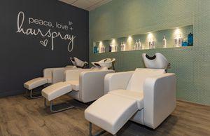 Custom made luxury salon furniture for sale for Sale in Diamond Bar, CA