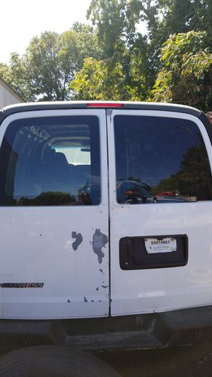 2005 Chevy express for Sale in Lithonia, GA