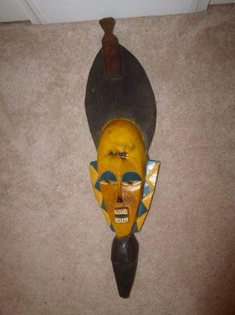 Baule Guro Mask 2