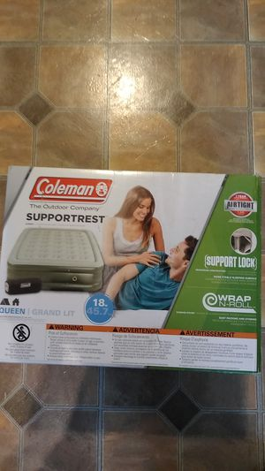 Coleman Queen Support Rest for Sale in Detroit, MI