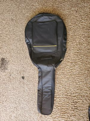 Gig bag for electric guitar, vinyl, new. for Sale in Norco, CA