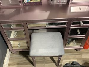 Rose Gold Vanity for Sale in San Diego, CA