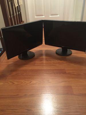 Acer p205h cbmd 60 hz Monitors for Sale in Fairfax, VA