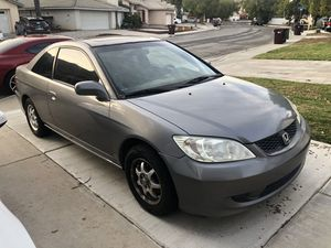 2004 Honda Civic ex 5spd (stick shift) for Sale in Moreno Valley, CA