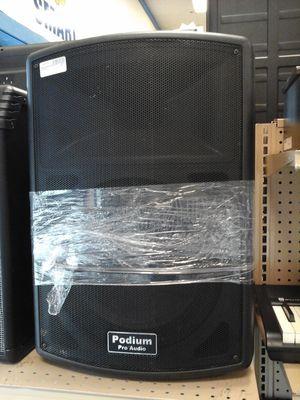 Podium Pro Audio Amp for Sale in Jacksonville, FL