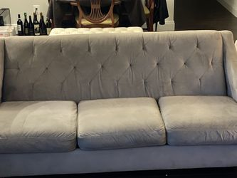 Gray Sofa for Sale in Arlington,  VA