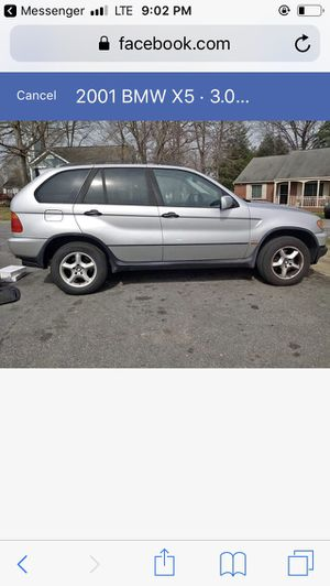 2001 BMW X5 3.0i for Sale in Mechanicsville, VA