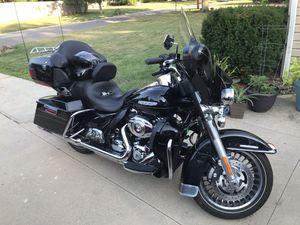 2010 Harley Davidson FLHTK Electra Glide Ultra Limited for Sale in South Amherst, OH