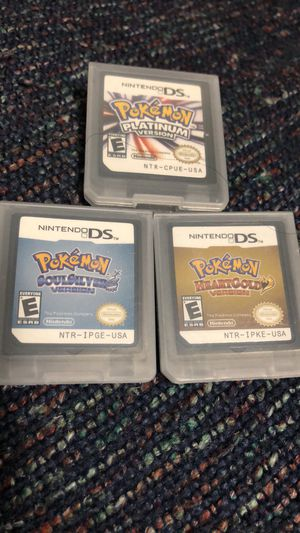 Ds game new for Sale in Romeoville, IL