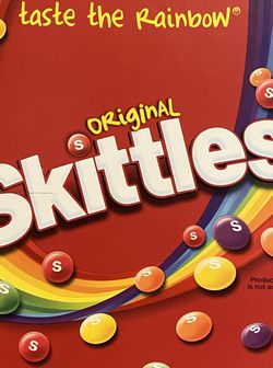 Skittles Box for Sale in Rochester,  NY