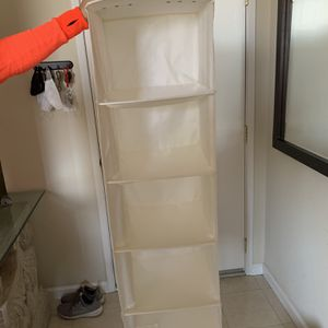 Two IKEA hanging closet organizers for Sale in San Mateo, CA
