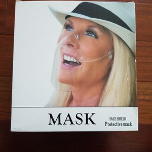 Clear Face Mask for Sale in Seattle, WA