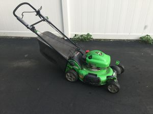 Lawn boy self propped lawnmower for Sale in Providence, RI
