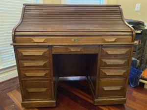 Antique Roll Top Desk for Sale in Holly Springs, NC