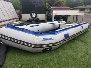 Inflatable river boat for Sale in OR, US