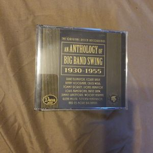Anthology Of Big Band Swing 1930-1955 2 Disc Set for Sale in Cleveland, OH