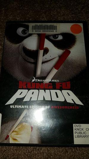 Kung Fu Panda movie for Sale in Evansville, IN