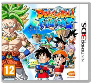 Dragon Ball Fusions 3DS for Sale in Miami, FL