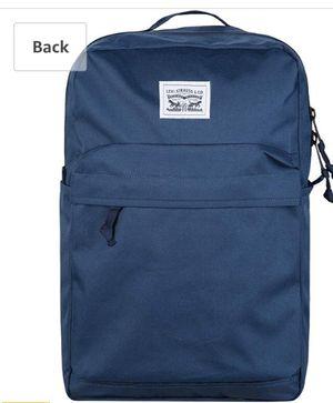 Brand new- Levi's backpack- blue for Sale in Nashville, TN