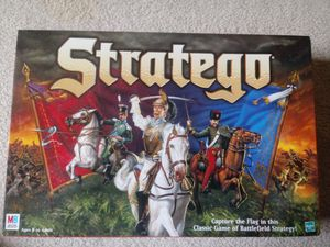 Stratego Board Game for Sale in Charlotte, NC