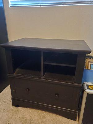 Wood filing cabinet for Sale in Ridgefield, WA