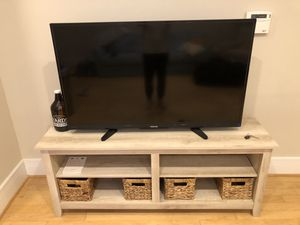 Amazon Fire TV and Tv Stand! for Sale in Washington, DC
