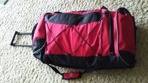 Duffle Bag with wheels for Sale in Boca Raton, FL