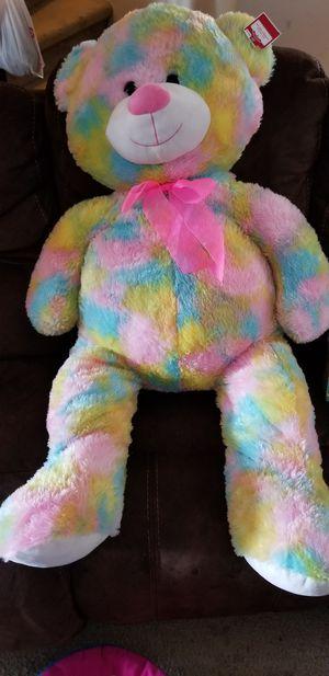 43inch Big teddy bear for Sale in Riverview, MI