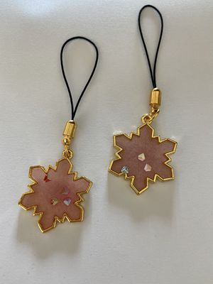 Charms - Cell phone charms- Purse charms- 🌟 ⭐️ Pink for Sale in Irvine, CA