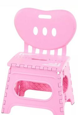 Kids Pink Small Heart Step Stool for Sale in Sacramento,  CA
