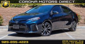 2018 Toyota Corolla for Sale in Norco, CA