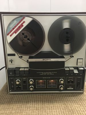WTF! SONY TC-440 Bi-Directional Rotating 6 Head Reel to Reel Tape Deck Dual Capstan Japan for Sale in Portland, OR