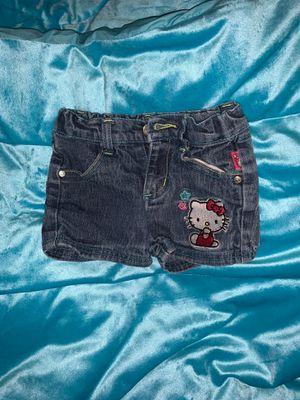 Toddler Hello Kitty Shorts for Sale in Apple Valley, CA