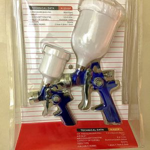 NEW 2set Gravity Feed Paint Sprayer Price Firm for Sale in Los Angeles, CA