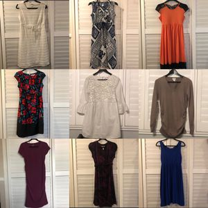 MATERNITY CLOTHES!! Bundle of 12 pieces for Sale in Whittier, CA