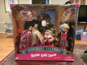 Barbie Holiday Sisters Set for Sale in District Heights, MD