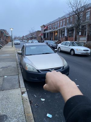 06 Honda coupe accord, 4 cylinder for Sale in Baltimore, MD