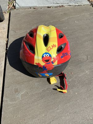 Sesame Street bike helmet for Sale in Gaithersburg, MD