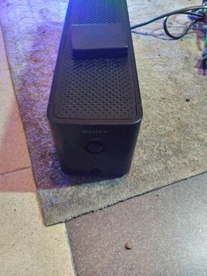 Sony S-AIR TA-SA100WR Surround Amplifier w/ EZW-RT10 Wireless Transceiver for Sale in Austin, TX