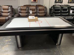 Cloud air hockey table for Sale in DALLAS, TX