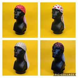 """Designer Durags """"Limited stock so order fast"""" for Sale in Raleigh,  NC"""