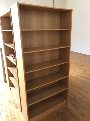 Five Bookshelves for Sale in Los Angeles, CA